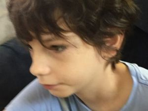 Epileptic boy 'strapped into chair' at Hervey Bay school
