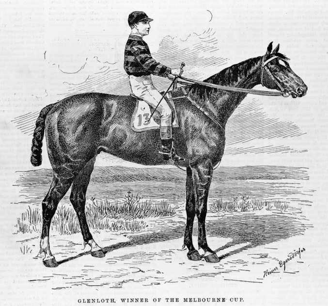 Glenloth, Winner of the 1892 Melbourne Cup