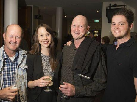 Dione, Brittany, Shaun and Stein Davidson.