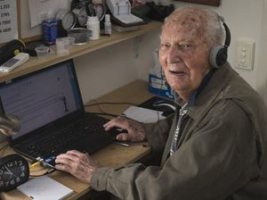 Bob is a tech savy 100-year-old