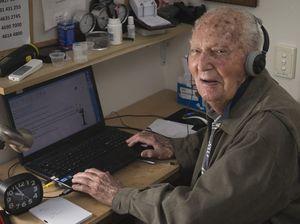 Bob is a tech savy 100-year-old