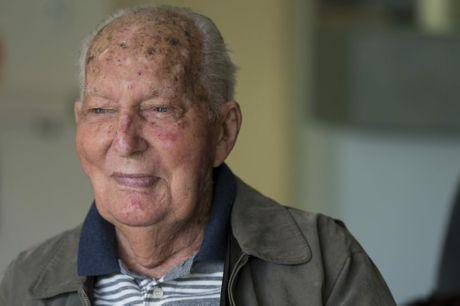Bob Scott is celebrating his 100th birthday.
