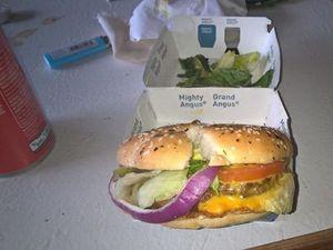 McDonald's complaints 1