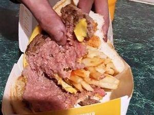 McDonald's complaints - mayo