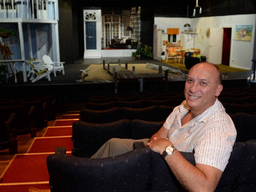 CITIZEN AWARDS: The council is calling for nominations for the Citizen of the Year awards, Nigel Dick was one of last year's winners for his work with the Playhouse Theatre.