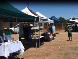 Ag Expo at Warwick Saleyards