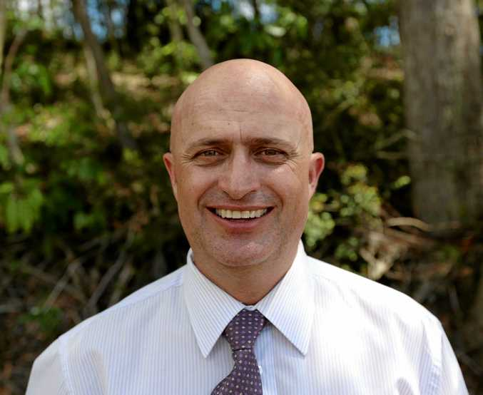 General manager of The Tweed Shire Council Troy Green.