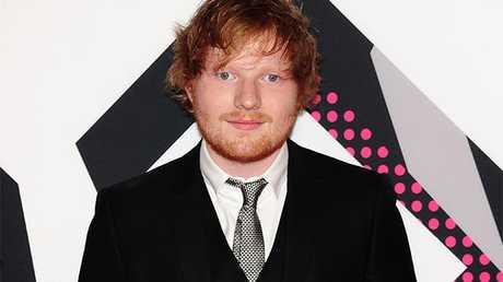 Ed Sheeran loves Fraser Island.