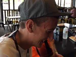 Ghost Chilli Sauce Challenge