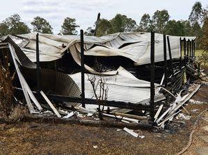 Mt Edwards House Fire