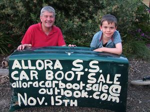 Allora car boot sale next weekend
