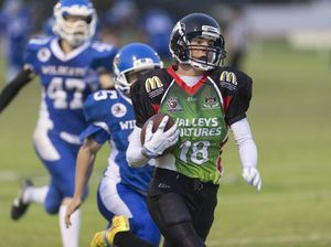 Valleys Vultures gridiron