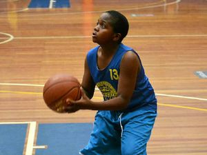 Alvin aims high in basketball after overcoming asthma