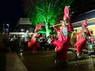 The Ipswich Diwali Festival at Indian Mehfil.  Photo: David Nielsen / The Queensland Times