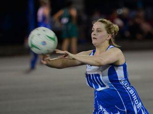 Rocky Bluebirds netball