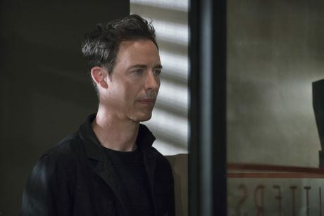 Tom Cavanagh as Harrison Wells in The Flash's