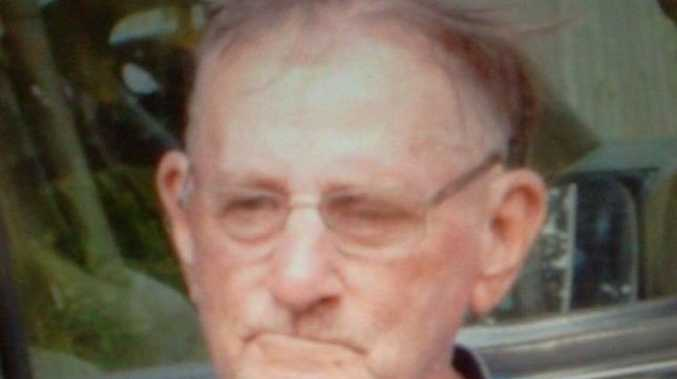 Missing 81-year-old Glenella resident Ian Vance.