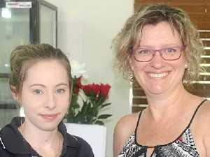 Mikaela shares Parkinson's study findings