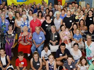 Family united at historic reunion 160 years in the making