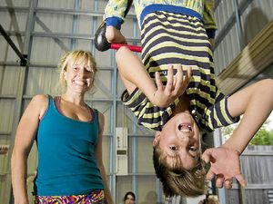 Want to join the circus? Classes now in Gladstone, Calliope