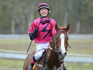 Teen Rocky jockey has busy schedule for Melbourne Cup day