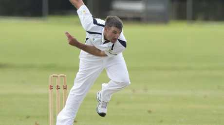 Metropolitan-Easts bowler Simon Dennis will be all fired up for the T20 State Premier League next month
