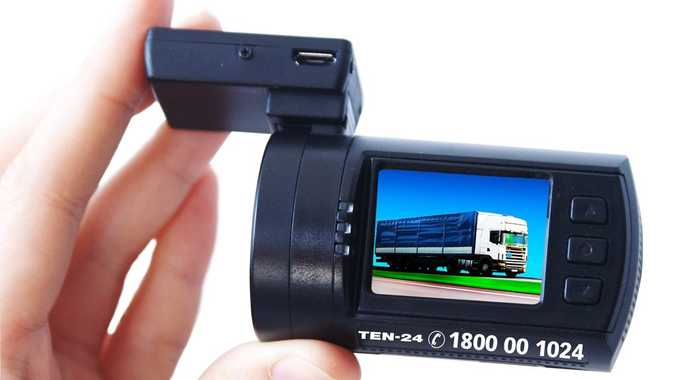 Double Coin are giving away On Site Cameras dash cams, conditions apply. Photo Contributed