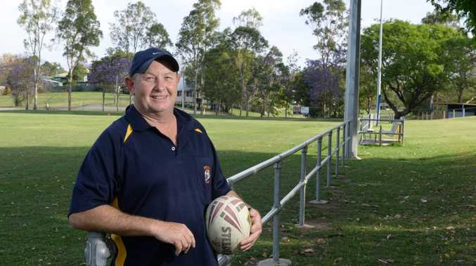 The new Norths a grade rugby league coach, Anthony O'Brien. Photo: Rob Williams / The Queensland Times