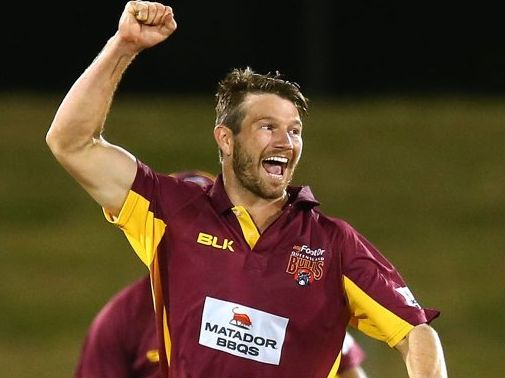 Michael Neser will play for the Bulls in Hobart tomorrow.