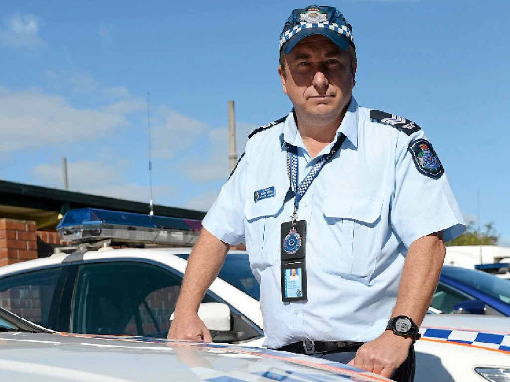 Sergeant Marty Arnold is frustrated that drivers are not getting the message, with tickets continually issued for the same offences.