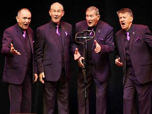 Blokes sing out against cancer