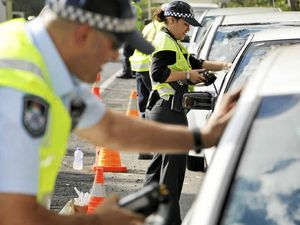 Mackay police crack down on drink, drug drivers