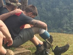 War veterans walk Kokoda Track to deal with demons