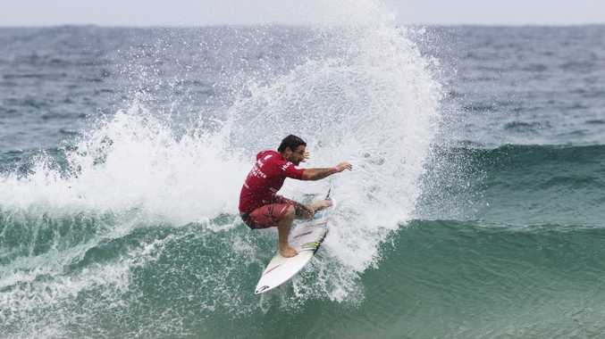 Mitch Coleborn, Hurley Australian Open of Surfing