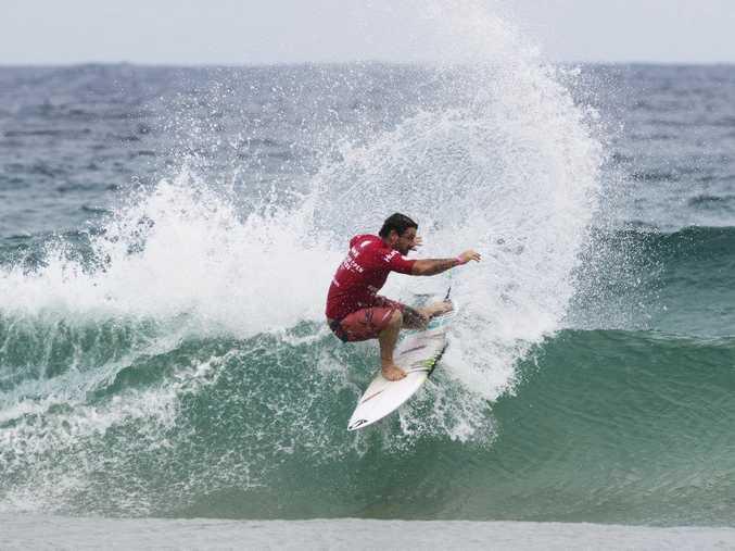 Mitch Coleborn, Hurley Australian Open of Surfing