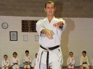 Karate team impresses at Australian titles