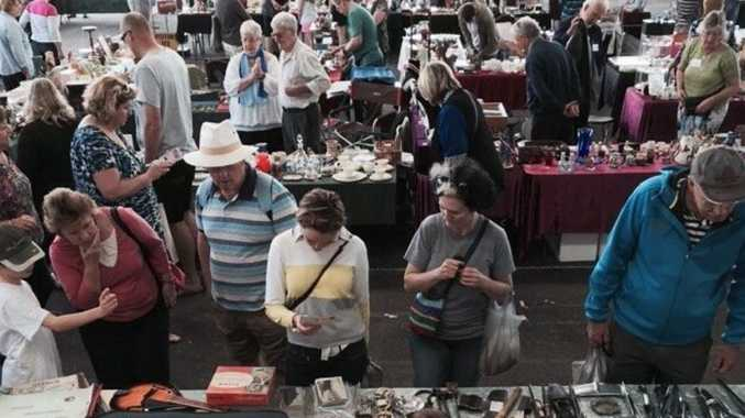 COLLECTORAMA: Entry to the fair is from 7.30am to 2.30pm.