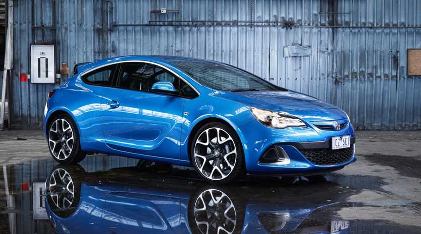 STRIKING APPEAL: Holden has sharpened the pencil and added some kit to its Astra VXR to undercut key rivals with a starting price of $39,990.