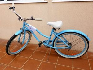 Are you missing a blue bike or know someone who is?