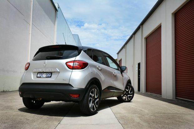 Renault Captur long term test car. Photo: Iain Curry / Sunshine Coast Daily