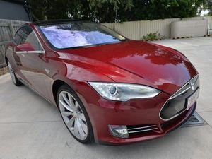 Tesla software upgrade