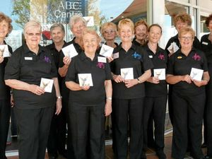 Singing lifts the spirits of Fraser Coast Chorus ladies