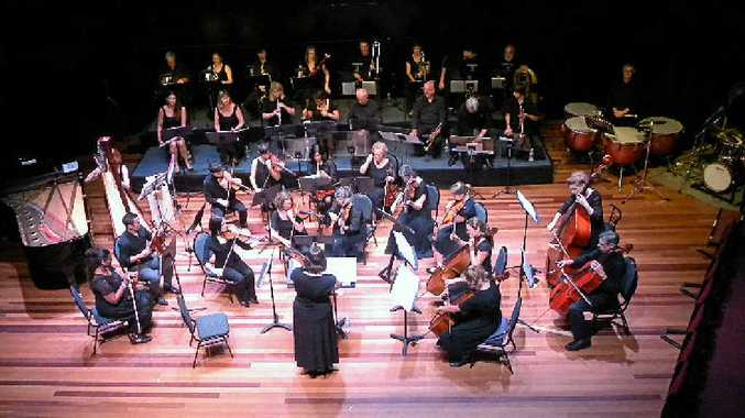 CONCERT The Lismore Symphony Orchestra will perform Prokofiev's Peter and the Wolf, John William's Star Wars Suite for orchestra plus as works from Beethoven at their the Lismore City Hall concert this Saturday at 8pm and Sunday at 2pm. $20.