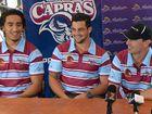 VIDEO: Capras Pre-season training gets underway next week