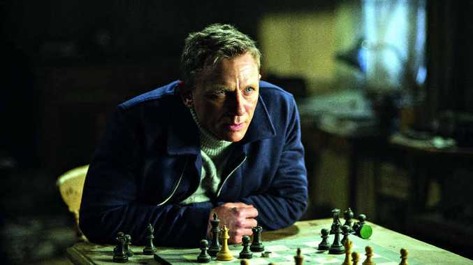 Daniel Craig in a scene from the movie Spectre.