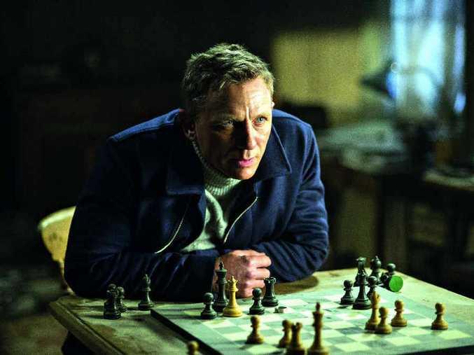 Daniel Craig in a scene from the movie Spectre.