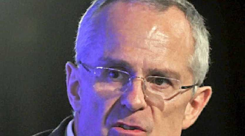 Australia Competition and Consumer Commission chief Rod Sims