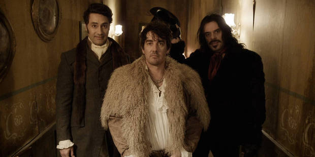 Among the biggest pirated films - with 277,000 downloads - was What We Do in the Shadows.