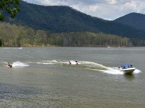 Borumba Dam open for long weekend but still no skiing