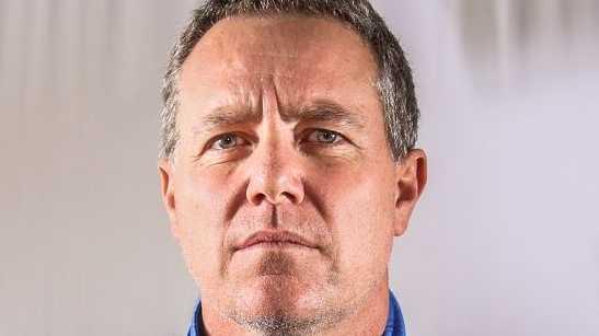 DETERMINED: Toowoomba speedway driver Andrew Scheuerle. Photo: Gavin Skene